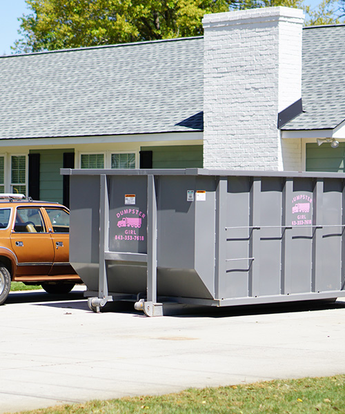 Residential Dumpsters