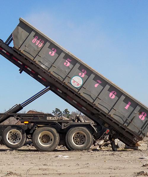 Myrtle Beach Dumpsters